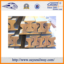 DIN536 A75 A100 Heavy Duty Steel Rail