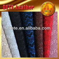 Rexine Fabric Classical Glitter Fabric Textile