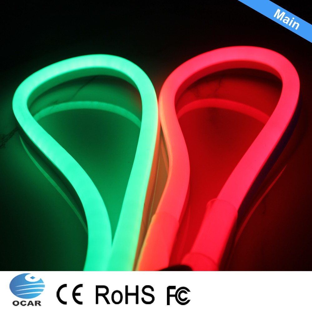 LED Neon Rope Light Restaurant Cafe Outdoor Decorative Flex Sign