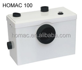 Homac toilet waste pump(HOMAC 100)