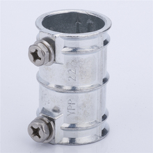 20mm set screw galvanized steel imc coupling for conduit