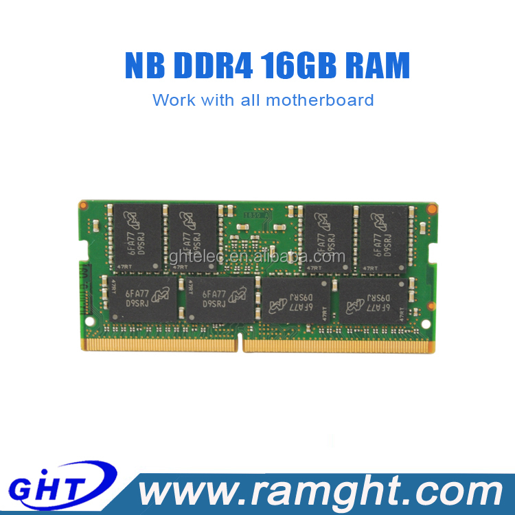 Upgrade new arrival ram ddr4 16gb 2R X81024MB*8C 16Chips memory