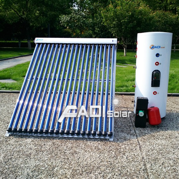 Manufacturer Fadi solar water heating for customized