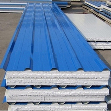 Building material fire rated sandwich panel
