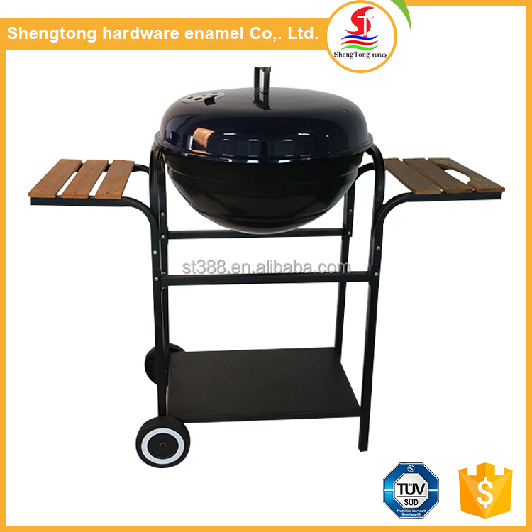 High quality most popular professional barbecue grill weber with non-stick bbq grill mat