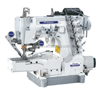 AS664DD-01CB/UT High speed direct-drive Computerized cylinder bed interlock sewing machine with auto-trimmer