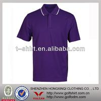 Purple Fitness Sports Wear Polo T