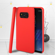 Factory price Silicon Case For Samsung Galaxy S8 S8Plus