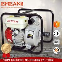 Top Sale! Gasoline Engine 80MM 3 Inch Trash Water Pump