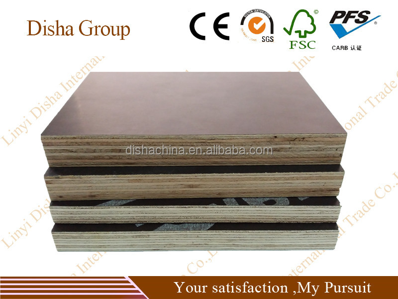 film faced plywood with russian birch core/china timber Sell