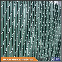 decorative woven wire fencing