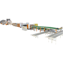 Best function automatic 3 ply corrugated box making machine price