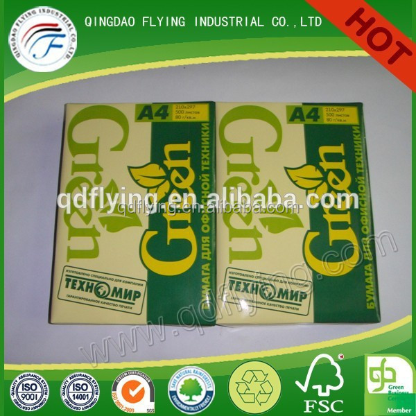 Coupon Bond Paper Double A Copy Paper Copy Paper A4 80gsm
