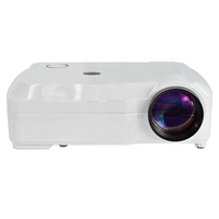 Business and home cinema 1080p led mini projector