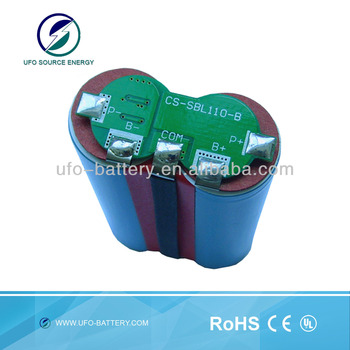 UFO Battery Shenzhen Manufacture Directly Wholesale 18650 li ion OEM Design competitive price