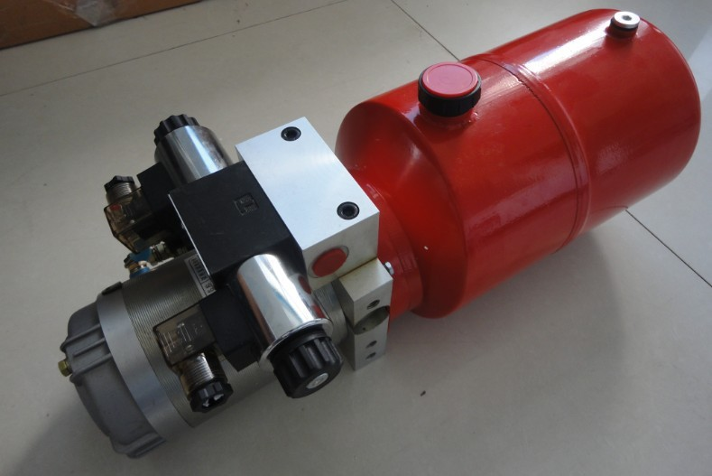 Small China Hydraulic Power Pack Unit For Double Acting