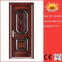 48 inches bronze exterior doors SC-S116