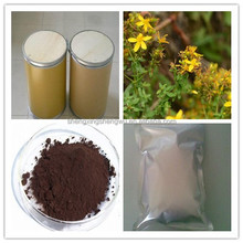 Natural pharmaceutical raw materials hypericin extract from St Johns wort