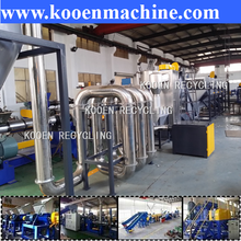 China supplier waste film plastic recycling machine for sale