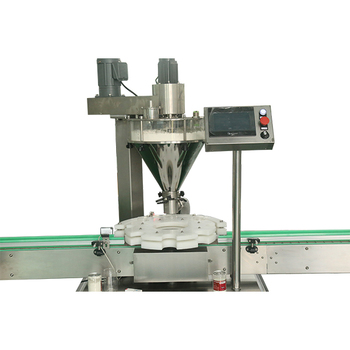 High precise ground coffee powder electronic weighing production line from china CE standard