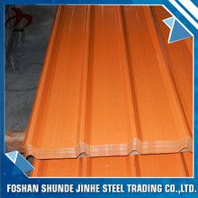 Corrugated Steel Roofing Sheet Zinc Aluminum Roofing Sheet Metal Roof