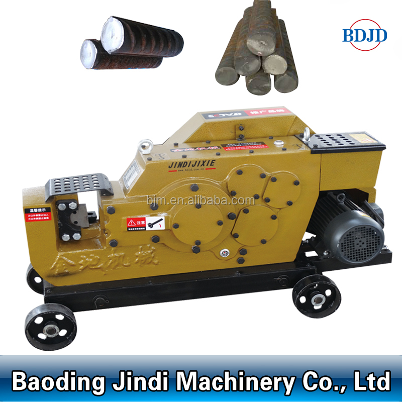 hot sale construction machinery rebar cutting machine