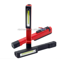 3W COB LED Pocket Pen Shape Inspection Light with Rotating Magnetic Clip