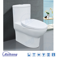 factory high quality siphonic one-piece western toilet price