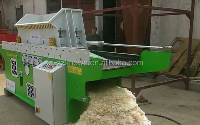 Big model industrial wood shaving machine,dura wood shaving machine