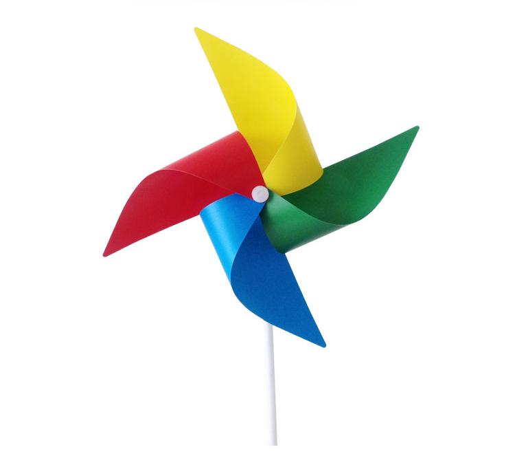 Ветряная мельница детская игрушка своими руками 54