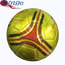 Hot Oem & Odm Customized Country Flag Eva Machine Stiched Ball Soccer