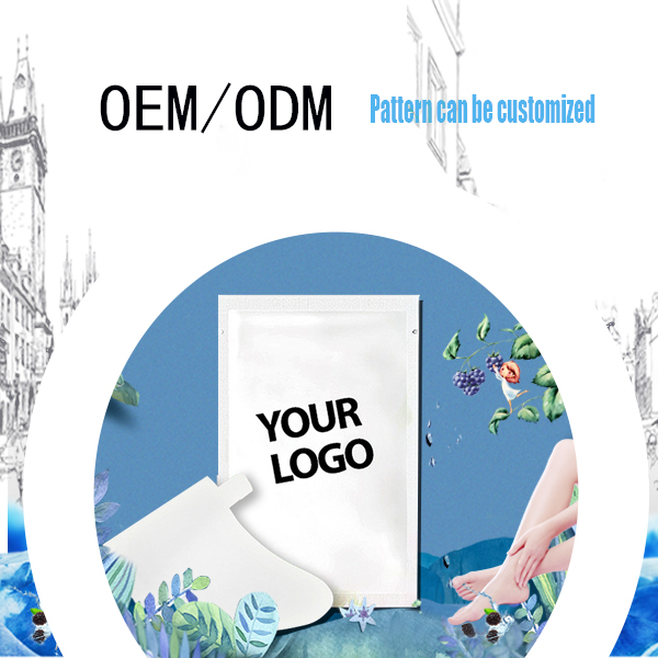 OEM Deep repair To skin moist Reduce fine lines foot mask