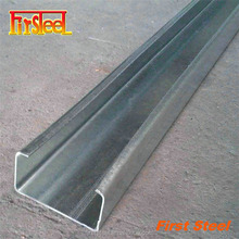 structural steel section steel beam c channel purlins specification
