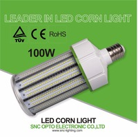 led corn cob bulb 100w street light SMD chip display grow case lighting