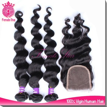 top quality wholesale hair! Peruvian human hair extension, 100% virgin Peruvian hair weavon