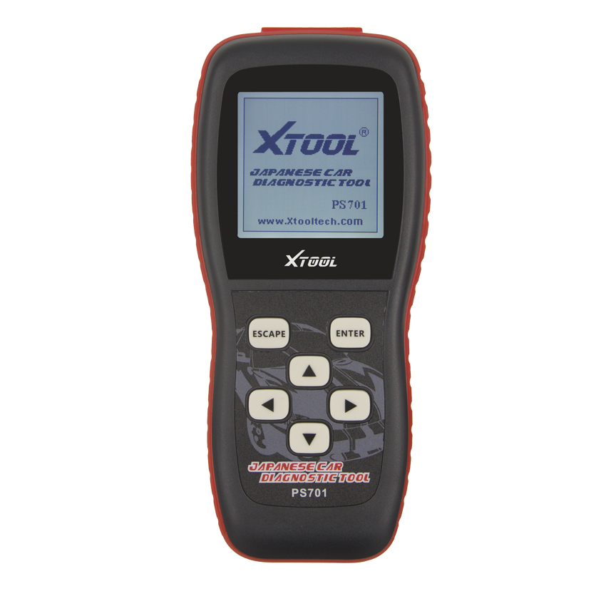 Obd2 japanese car analyzer scanner XTOOL PS701 code reading tool bag for Japanese car