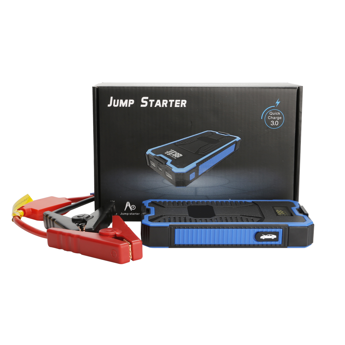 Emergency Help Jump Starter Kit 12v Car Jump Start