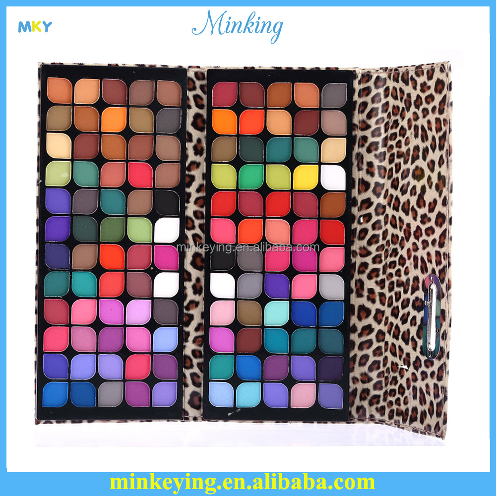 MISS DOOZY make up <strong>cosmetics</strong> 120 colors fashion eye shadow matte 120 color eyeshadow palette post