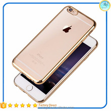 Accessories Case for oppo r9 clear tpu case,for iphone 7 shock absorption bumper ,for ipod nano 5 case