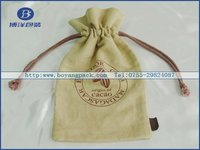 Signature Cotton Ring bag for High lever Vietnam Malaysia coffee tea rice gift wholesale importer Boyang Pack Manufacturer