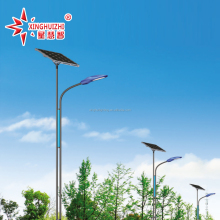 Good price and high quality road pole with solar LED lamps