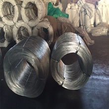 Plastic electro galvanized gi wire factory with low price