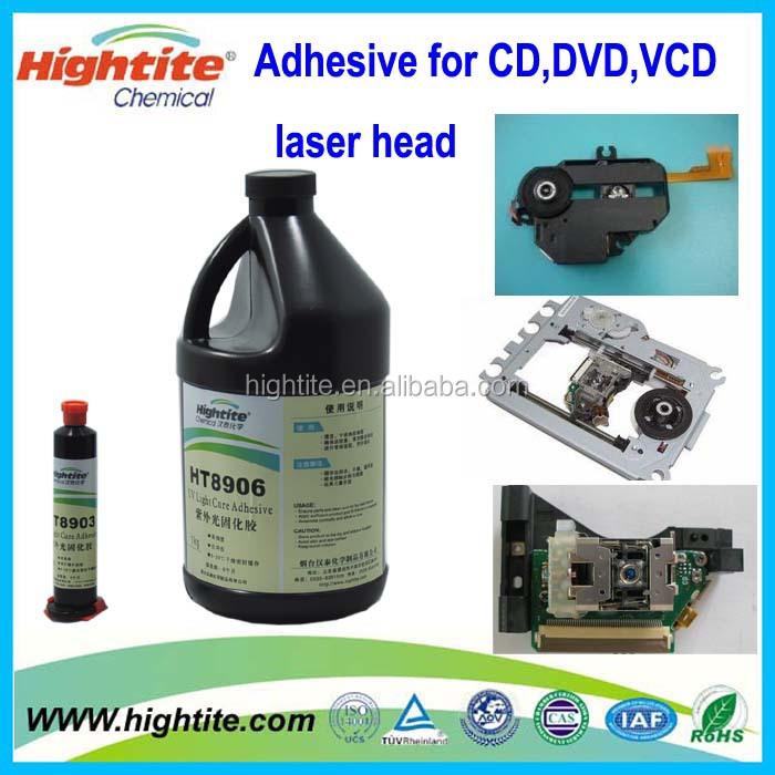 made in china low stress curing laser adhesive