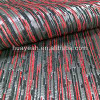 strip pattern nonwoven fabric textile