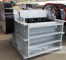 Stone jaw crusher sales in Indonesian market