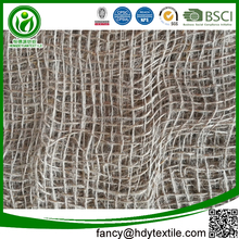 2017 Multi purpose Eco friendly wholesale jute hessian cloth for construction
