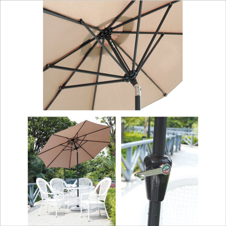 Wind Resist Promotional Swimming Pool Outdoor Beach Umbrella View Outdoor Beach Umbrella