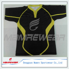 Custom printed rugby vector design jersey wear Rugby uniforms builder wear