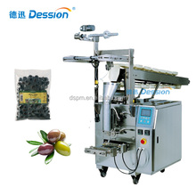 Olive Packaging Machine For Food Granule Packing With MAP Device