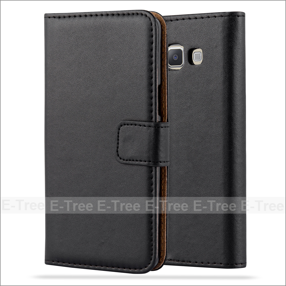 Wholesale PU Leather Wallet Phone Case With Card Slots For Galaxy A3, Flip Cover For Samsung Galaxy A3